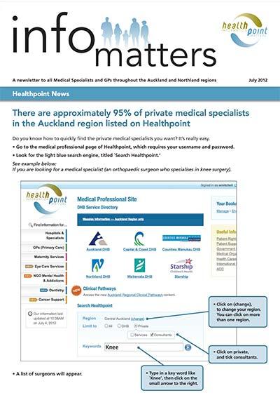 Info Matters – July 2012