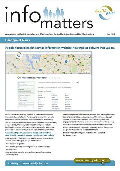 Info Matters – July 2014