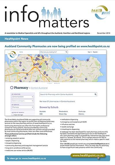 Info Matters – November 2014