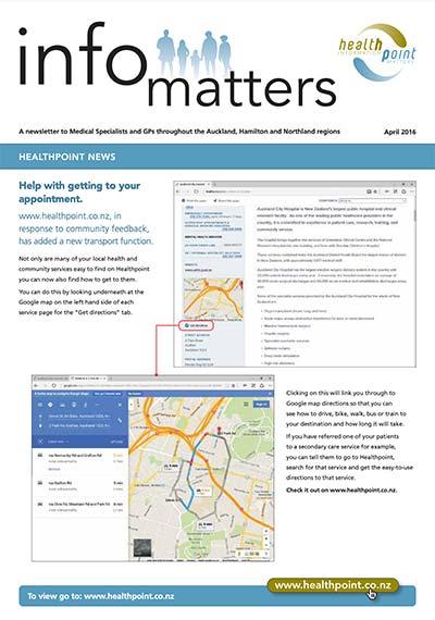 Info Matters – April 2016