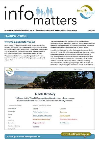 Info Matters – April 2017