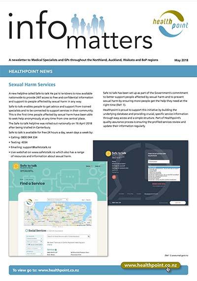 Info Matters – May 2018