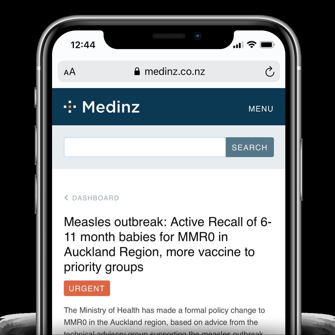 Medinz Measles