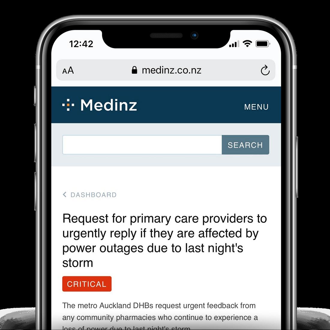 Medinz Storm