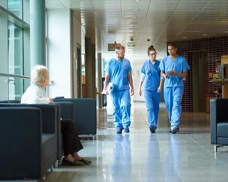 Medinz helps keep essential health services running