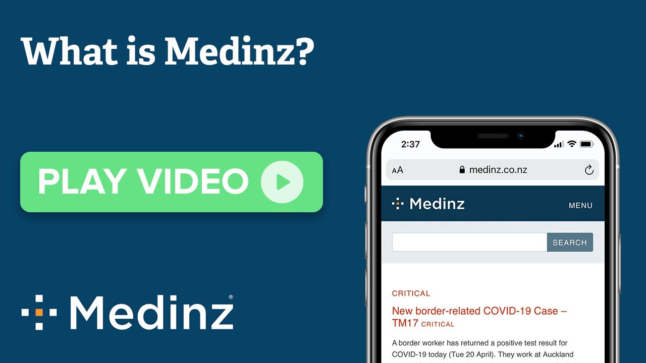 What is Medinz?