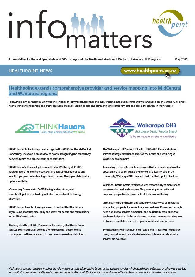Info Matters – May 2021